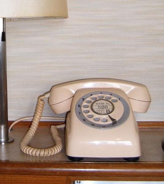 """""""Hello? 1970?"""""""